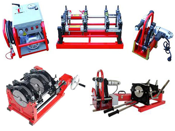 jual butt fusion welding machine